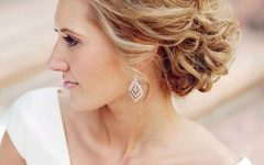 Medium Hairstyles for Bridesmaids