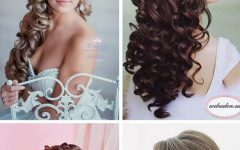 Romantic Bridal Hairstyles for Natural Hair