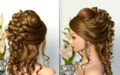 Wedding Evening Hairstyles