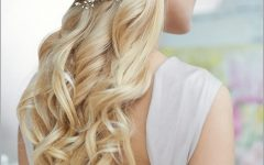 Wedding Hairstyles for Long Thin Hair