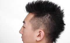 The Faux-hawk Mohawk Hairstyles