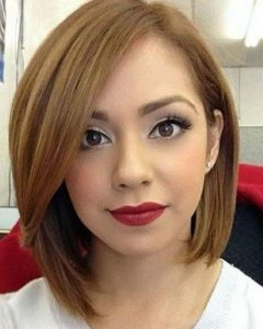Asymmetrical Bob Hairstyles For Beautiful Girls