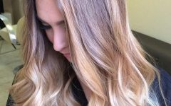 Blonde Balayage Ombre Hairstyles