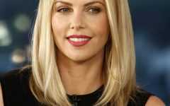 Charlize Theron Medium Haircuts