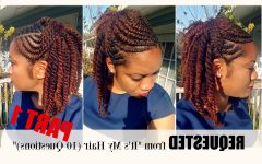 Cornrows Twist Hairstyles