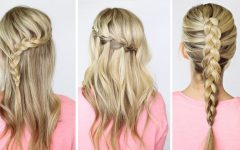 Diy Braided Hairstyles