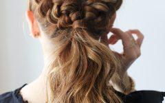 Five Dutch Braid Ponytail Hairstyles