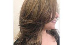 Layered Medium Hairstyles