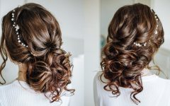 Loose Bun Wedding Hairstyles