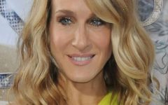 Sarah Jessica Parker Medium Hairstyles