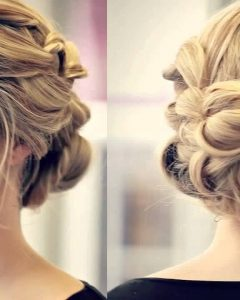 Wedding Guest Hairstyles For Long Straight Hair
