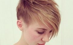 Short Feminine Hairstyles for Fine Hair