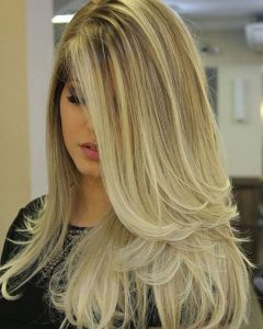 Blowout-ready Layers for Long Hairstyles