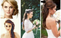Wedding Hairstyles for Long Hair and Oval Face