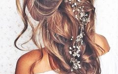 Wedding Hairstyles for Long Boho Hair