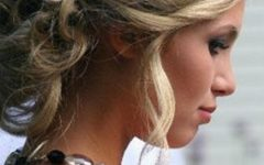 Formal Updos for Thin Hair