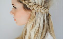 Blonde Braided Hairstyles