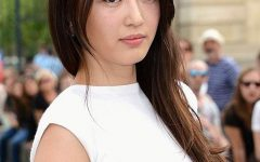 Long Hairstyles Korean Actress