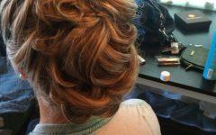 Glamorous Mohawk Updo Hairstyles