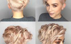 Glamorous Pixie Hairstyles