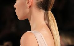 Hot High Rebellious Ponytail Hairstyles