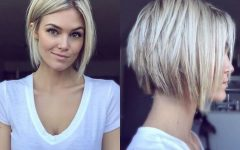 Very Short Boyish Bob Hairstyles with Texture