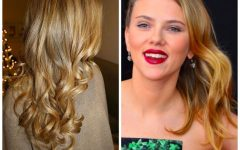 Butterscotch Blonde Hairstyles
