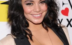 Vanessa Hudgens Medium Haircuts