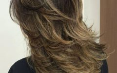 Windswept Layers for Long Hairstyles
