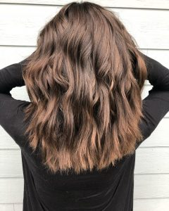Choppy Layers Hairstyles