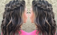 Homecoming Medium Hairstyles