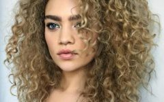 Naturally Curly Medium Hairstyles