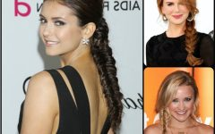 Celebrities Braided Hairstyles