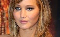 Jennifer Lawrence Medium Haircuts