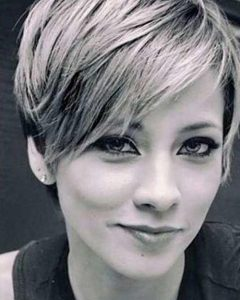 Medium Short Pixie Haircuts