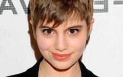 Actress Pixie Haircuts