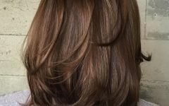 Long Thick Haircuts with Medium Layers