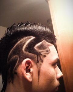 Work Of Art Mohawk Hairstyles
