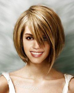 Short Haircuts for Petite Women