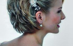 Beach Wedding Hairstyles For Short Hair