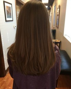Long Hairstyles with Subtle Layers