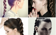 High Rope Braid Hairstyles