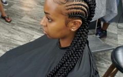 Cute Cornrows Hairstyles