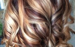 Light Chocolate and Vanilla Blonde Hairstyles