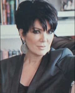 Medium Haircuts Kris Jenner