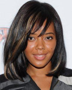 Very Medium Haircuts for Black Women