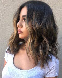 Textured Medium Hairstyles