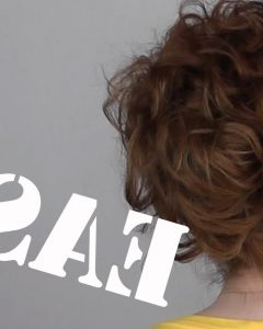 Easy Updos For Long Curly Hair