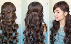 Braid Hairstyles with Headband