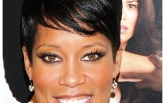 Short Haircuts for Black Women with Long Faces